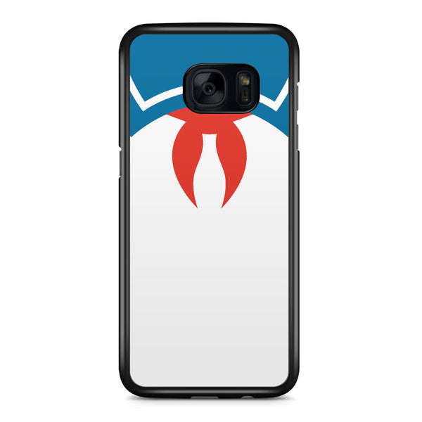 Stay Puft Marshmallow Man Ghost Buster Samsung Galaxy S7 Edge Case Cover ISVA395