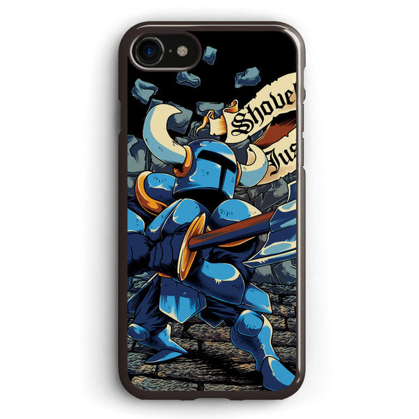 Steel Thy Shovel! Apple iPhone 7 Case Cover ISVG798