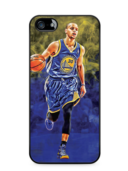 Stephen Curry Golden State Warriors Apple iPhone 5c Case Cover ISVA343