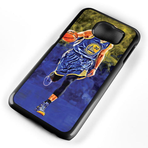 Stephen Curry Golden State Warriors Samsung Galaxy S6 Case Cover ISVA343