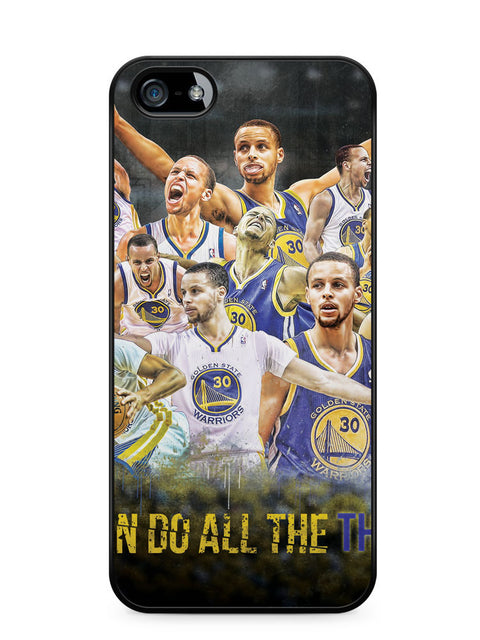 Stephen Curry I Can Do All Things Apple iPhone SE / iPhone 5 / iPhone 5s Case Cover  ISVA344