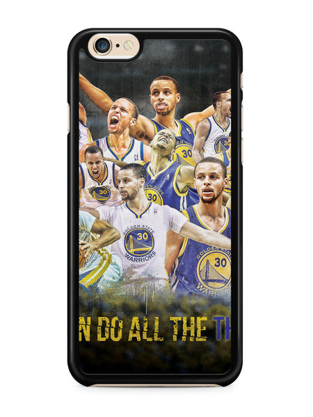 Stephen Curry I Can Do All Things Apple iPhone 6 / iPhone 6s Case Cover ISVA344