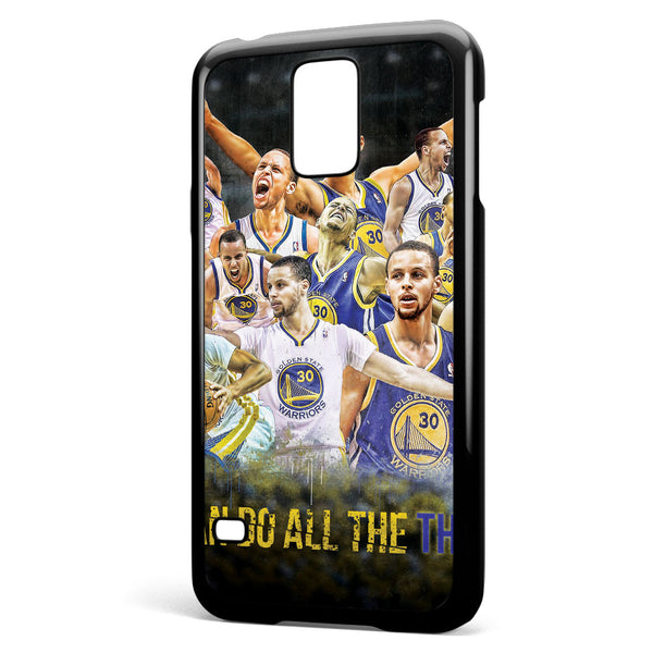 Stephen Curry I Can Do All Things Samsung Galaxy S5 Case Cover ISVA344