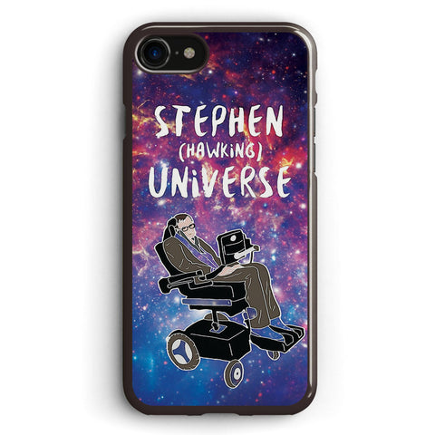 Stephen  hawking  Universe Apple iPhone 7 Case Cover ISVE240