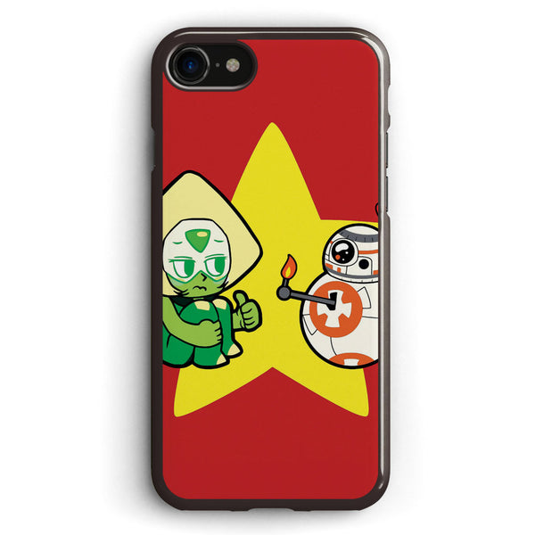 Steven Universe Peridot Apple iPhone 7 Case Cover ISVG316