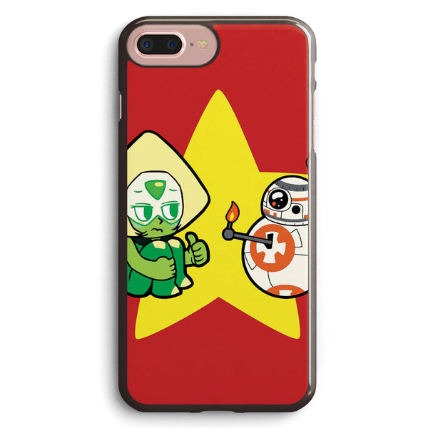 Steven Universe Peridot Apple iPhone 7 Plus Case Cover ISVG316