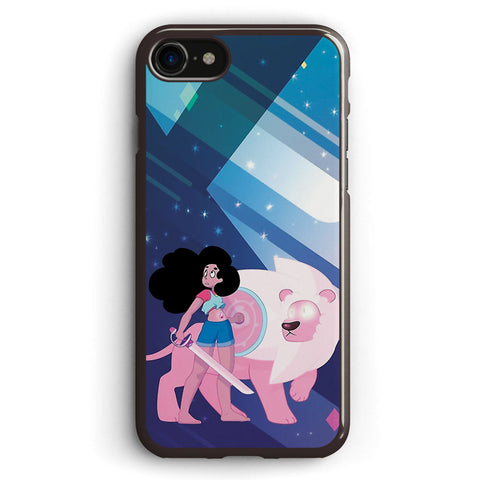 Stevonnie and Lion Apple iPhone 7 Case Cover ISVC466