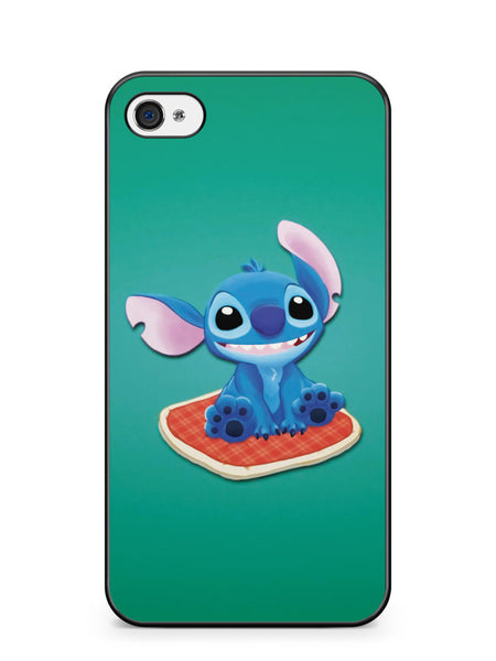Stitch Cute Smile Apple iPhone 4 / iPhone 4S Case Cover ISVA241