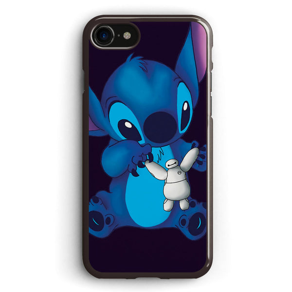 Stitch and Baymax Apple iPhone 7 Case Cover ISVH224