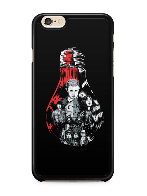 Stranger Things Bulb Apple iPhone 6 / iPhone 6s Case Cover ISVA620