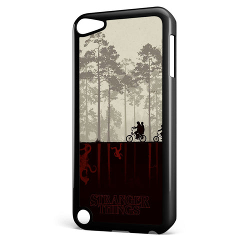 Stranger Things Cycling Apple iPod Touch 5 Case Cover ISVA616