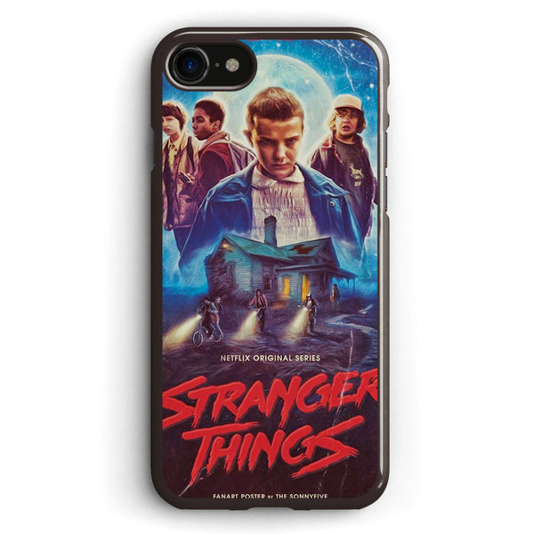 Stranger Things Apple iPhone 7 Case Cover ISVI052