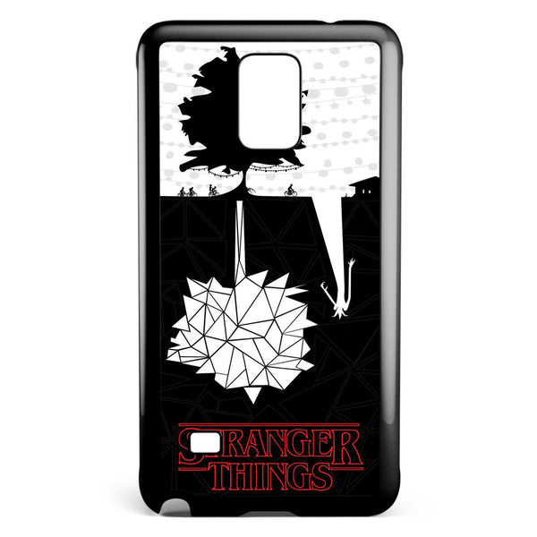 Stranger Things Samsung Galaxy Note 4 Case Cover ISVA619