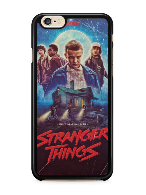 Stranger Things Poster Apple iPhone 6 / iPhone 6s Case Cover ISVA617