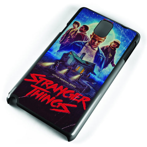 Stranger Things Poster Samsung Galaxy Note 3 Case Cover ISVA617