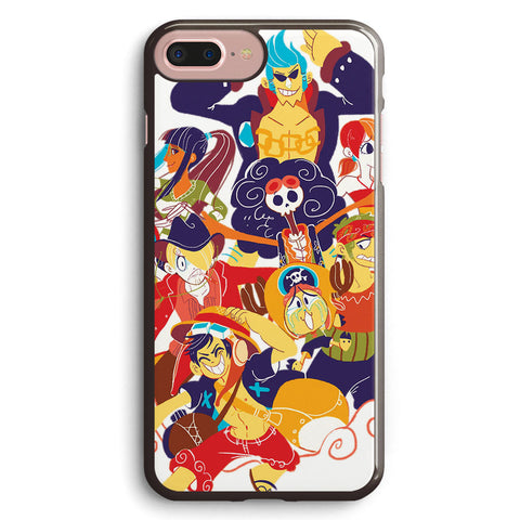 Strong World One Piece Movie Apple iPhone 7 Plus Case Cover ISVB823