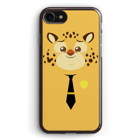 Stylized Ghepard Clawhauser Apple iPhone 7 Case Cover ISVH607