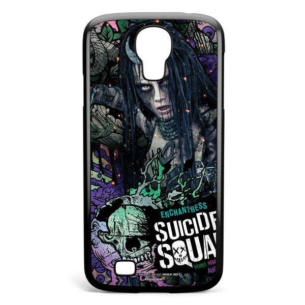 Suicide Squad Enchantress Poster Samsung Galaxy S4 Case Cover ISVA359