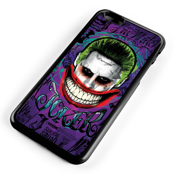 Suicide Squad Joker Smile Apple iPhone 6 Plus / iPhone 6s Plus ISVA363