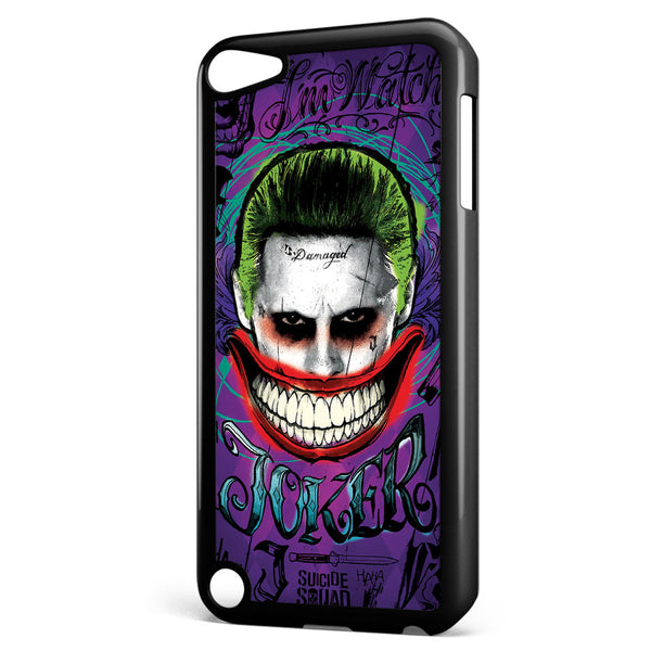 Suicide Squad Joker Smile Apple iPod Touch 5 Case Cover ISVA363