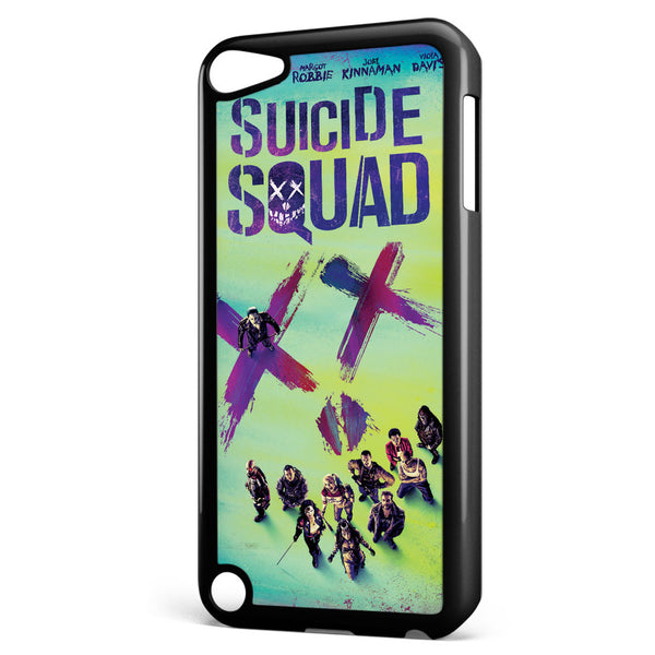 Suicide Squad Movie Poster Apple iPod Touch 5 Case Cover ISVA361