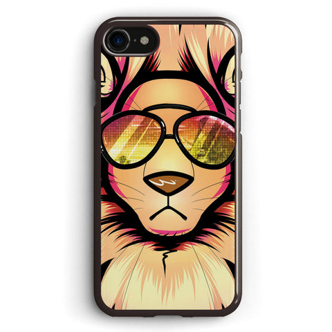 Summer Lion Apple iPhone 7 Case Cover ISVD070