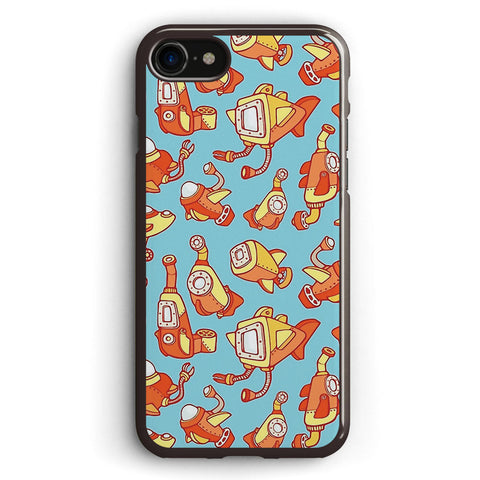 Sunny Submarines Apple iPhone 7 Case Cover ISVG806
