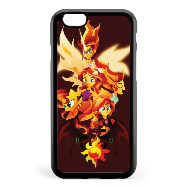 Sunset Shimmer Apple iPhone 6 / iPhone 6s Case Cover ISVC473