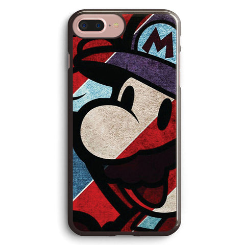 Super Mario Apple iPhone 7 Plus Case Cover ISVB231