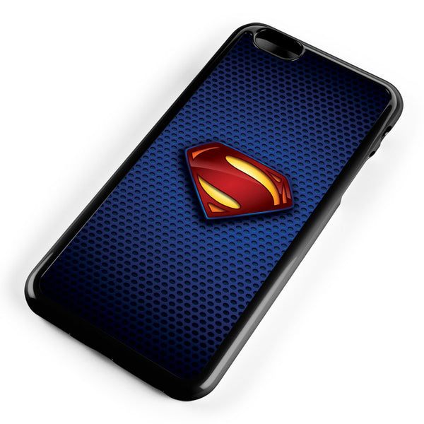 Superman Man of Steel Logo Apple iPhone 6 Plus / iPhone 6s Plus ISVA237