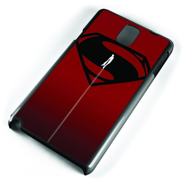 Superman Pin Man of Steel Kryptonian Samsung Galaxy Note 3 Case Cover ISVA234