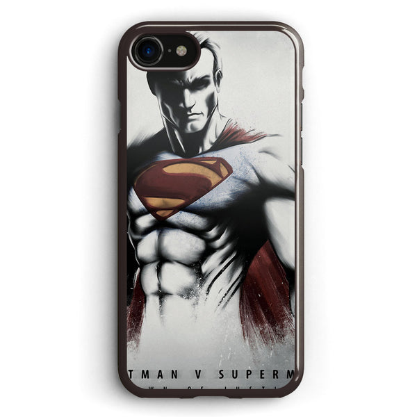 Superman for Dawn of Justice Apple iPhone 7 Case Cover ISVG809