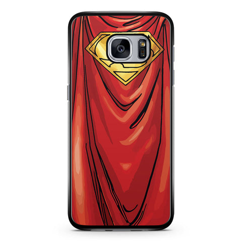 Superman's Cape Samsung Galaxy S7 Case Cover ISVA277