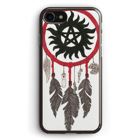 Supernatural Anti Possession Dreams Apple iPhone 7 Case Cover ISVC476