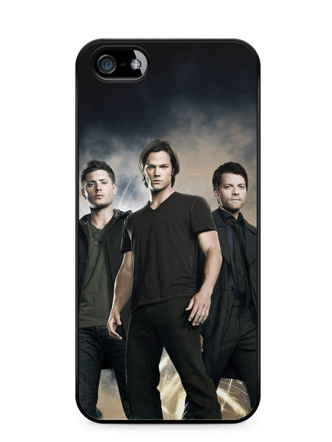 Supernatural Join the Hunt Apple iPhone SE / iPhone 5 / iPhone 5s Case Cover  ISVA369