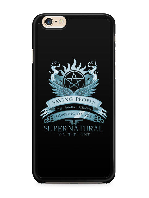 Supernatural Join the Hunt Apple iPhone 6 / iPhone 6s Case Cover ISVA622