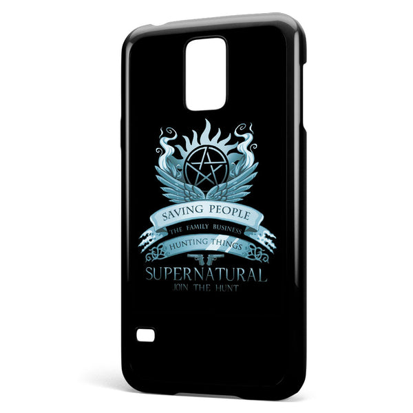 Supernatural Join the Hunt Samsung Galaxy S5 Case Cover ISVA622