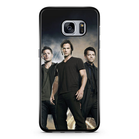 Supernatural Join the Hunt Samsung Galaxy S7 Case Cover ISVA369