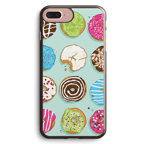 Sweet Donuts Apple iPhone 7 Plus Case Cover ISVD719
