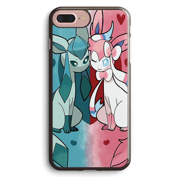 Sylveon Glaceon Apple iPhone 7 Plus Case Cover ISVD079