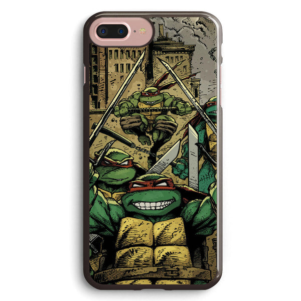 Tmnt Art Apple iPhone 7 Plus Case Cover ISVH264