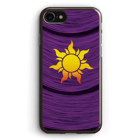 Tangled Kingdom Sun Emblem Apple iPhone 7 Case Cover ISVF919