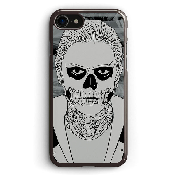 Tate Langdon Skull Grey Apple iPhone 7 Case Cover ISVE781