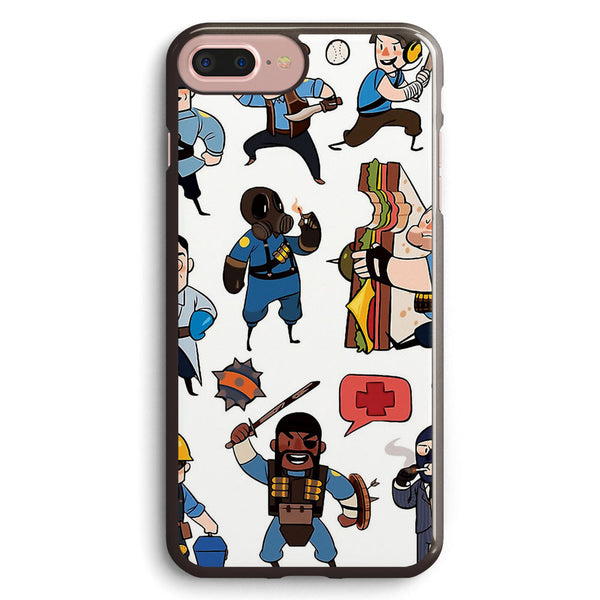 Team Fortress 2 Sd All Class Apple iPhone 7 Plus Case Cover ISVE783