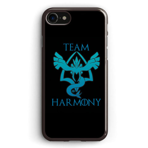 Team Harmony  Black Apple iPhone 7 Case Cover ISVF920