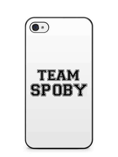 Team Spoby Apple iPhone 4 / iPhone 4S Case Cover ISVA111