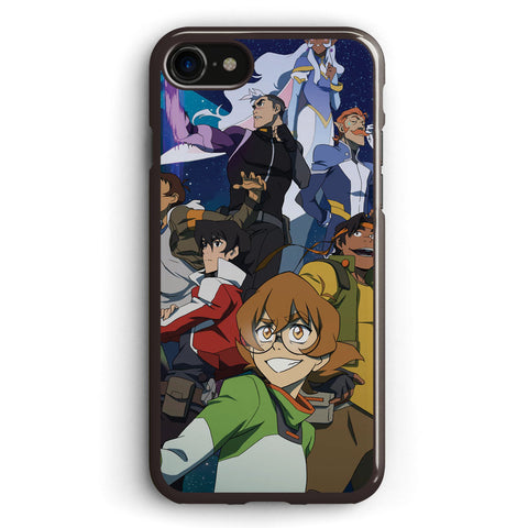 Team Voltron Apple iPhone 7 Case Cover ISVD728