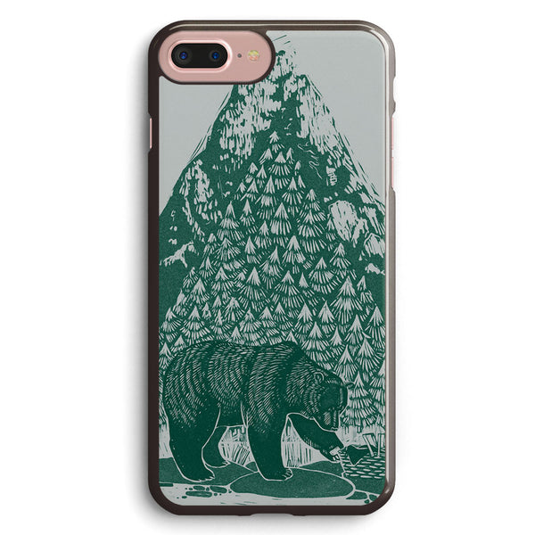 Teddy Bear Picnic Apple iPhone 7 Plus Case Cover ISVD086
