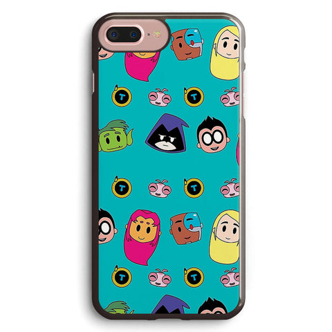Teen Titan Heads Apple iPhone 7 Plus Case Cover ISVD087