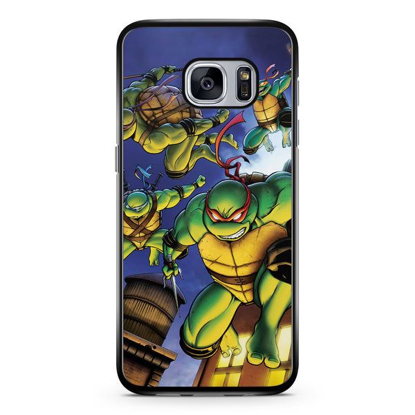 Teenage Mutant Ninja Turtle Samsung Galaxy S7 Case Cover ISVA626